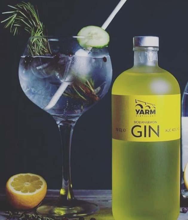 Yarm Sicilian Lemon Gin