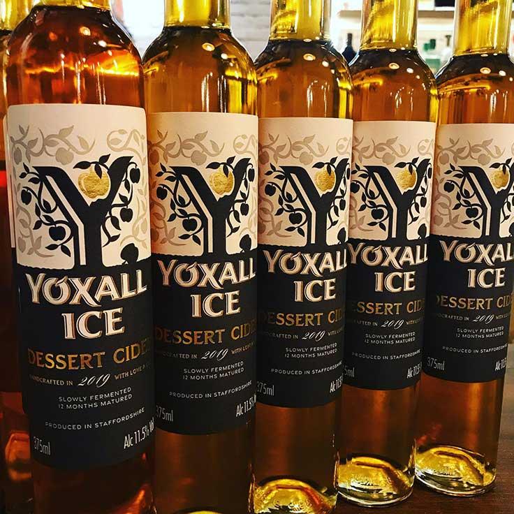 Yoxall Ice